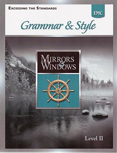 9780821944196: Mirrors & Windows Exceeding the Standards (Grammar & Style Level II)