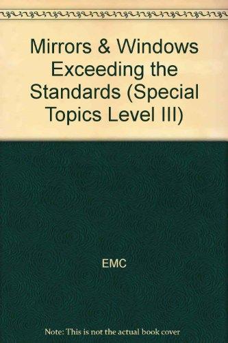 9780821944370: Mirrors & Windows Exceeding the Standards (Special Topics Level III)
