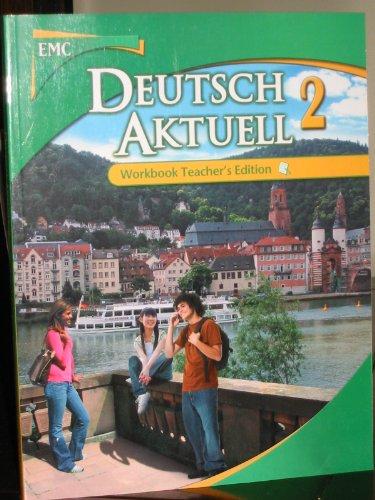 9780821954775: Deutsch Aktuel 2 Workbook Teacher's Edition (Deutsch Aktuel)