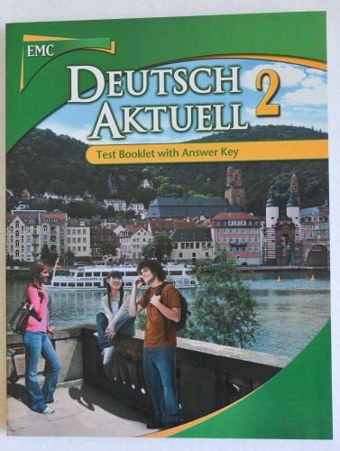 9780821954850: Deutsch Aktuell 2 (Deutsch Aktuell, 2) Test Booklet with Answer Key