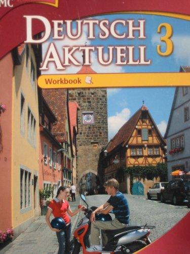 9780821954942: Deutsch Aktuell 3, Workbook