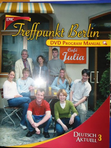9780821955062: Treffpunkt Berlin, DVD Program Manual, Deutsch Aktuell 3