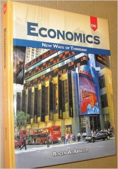 9780821957455: ECONOMICS NEW WAYS OF THINKING