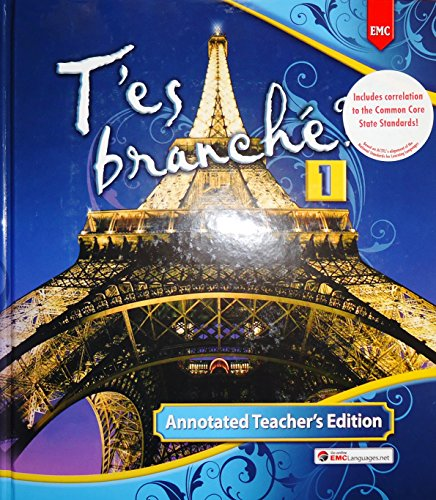 9780821958537: T'es branché? 1: Annotated Teacher's Edition