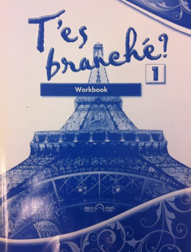 9780821959848: T'ES BRANCHE?-WORKBOOK