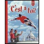 9780821960158: C'est a' toi Level 1 (1)