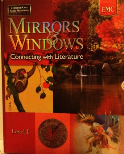 9780821960295: Mirrors & Windows: Connecting with Literature (Level 1)