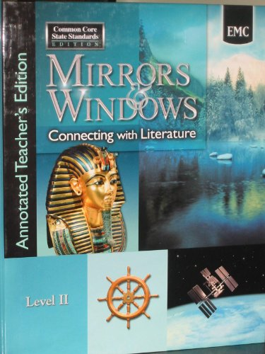 9780821960325: Mirrors and Windows ATE Connecting with Literature (Mirrors and Windows, Level 2)