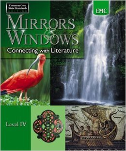 9780821960356: Mirrors and Windows Connecting with Literature (Mirrors and Windows, 4)