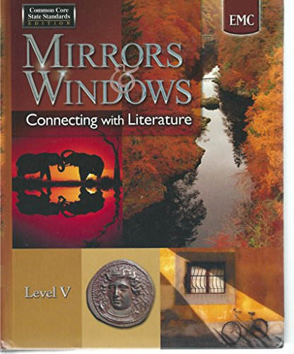 9780821960370: Mirrors and Windows Connecting with Literature (Mirrors and Windows, V)