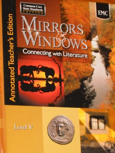 9780821960387: Mirrors and Windows Connecting with Literature (Mirrors and Windows, 5)