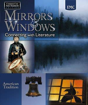 9780821960394: Mirrors & Windows Connecting with Literature American Tradition