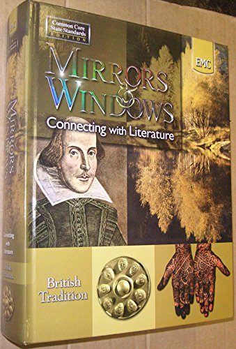 9780821960417: Mirrors & Windows: Connecting with Literature (British Tradition) Hardcover