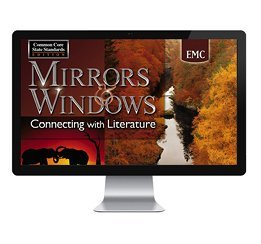 9780821960820: Mirrors and Windows Level 5 Interactive Student Texton CD (Mirrors and Windows, 5)