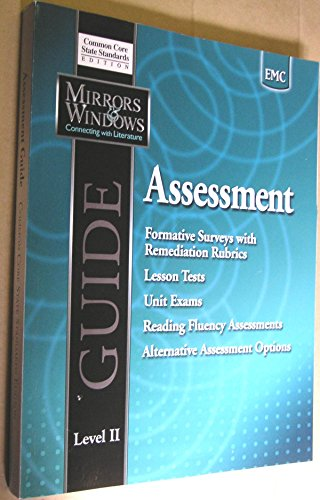 9780821961179: Mirrors & Windows Assessment Guide Level II Common Core State Standards Edition