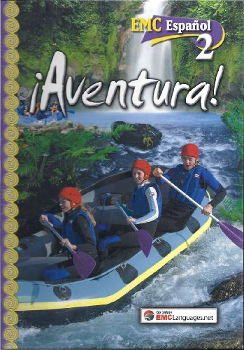 AVENTURA 2 Annotated Teacher's Edition EMC Espanol