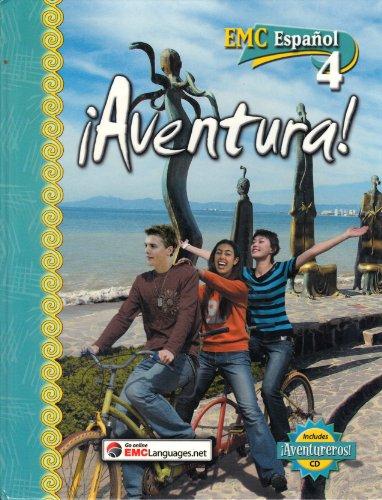 AVENTURA!LEVEL 4-W/CD: Graciela Ascarrunz Gilman, Nancy Levy-Konesky, Karen Daggett