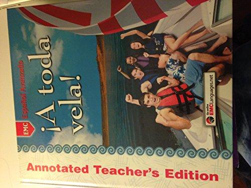 9780821962831: A Toda Vela Teachers Edition