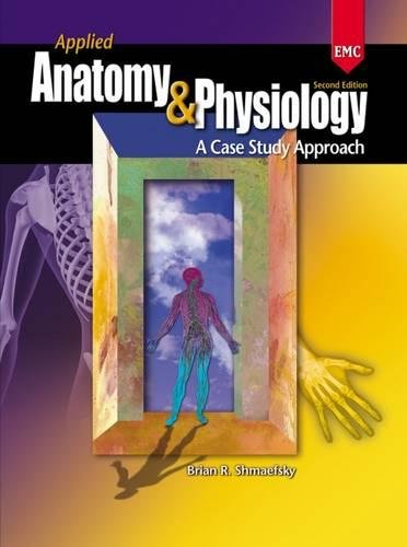 9780821963692: Applied Anatomy & Physiology