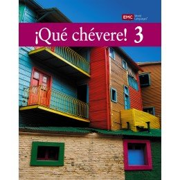 9780821969571: QUE CHEVERE! LEVEL 3-TEXT