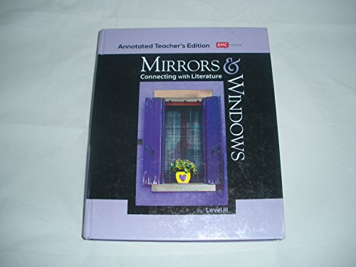 Mirrors & Windows Connecting With Literature Level III Grade 8 Annotated Teacher's Edition
