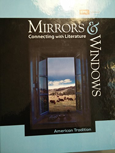 9780821974193: Mirrors and Windows: Connecting with Literature: American Tradition