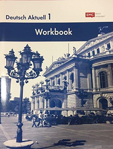 9780821980781: Deutsch Aktuell 1 - Workbook