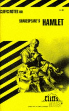 CliffsNotes on Shakespeare's Hamlet (0822000180) by Lowers, James K.