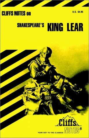 Shakespeare's King Lear (Cliffs Notes) (0822000415) by James L. Roberts
