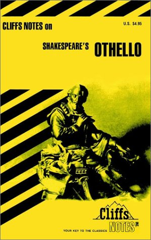 9780822000631: Shakespeare's Othello (Cliffs Notes)