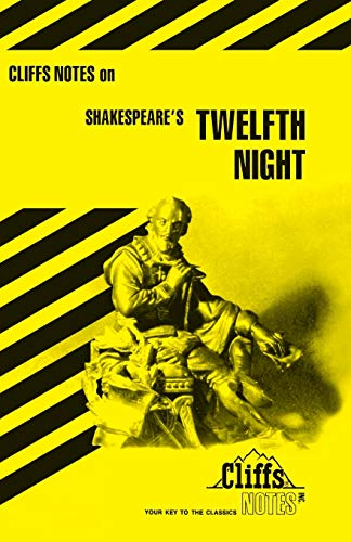 Shakespeare's Twelfth Night (Cliffs Notes): Roberts, James L.