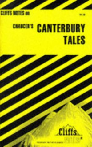 Canterbury Tales Notes (Cliffs Notes): Cliffs Notes Editors