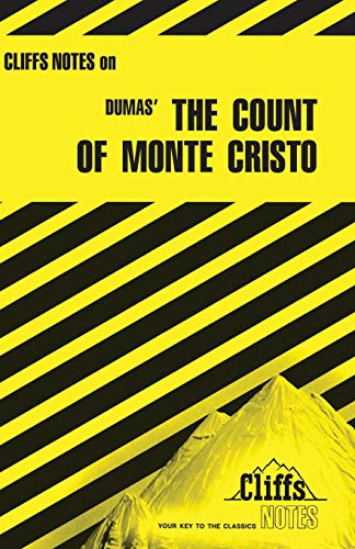 9780822003267: The Count of Monte Cristo (Cliffs Notes)