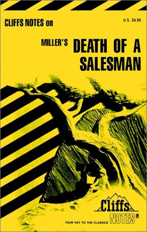 9780822003823: Miller's Death of a Salesman (Cliffs Notes)