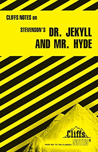 9780822004080: Stevenson's Dr. Jekyll and Mr. Hyde (Cliffs Notes)