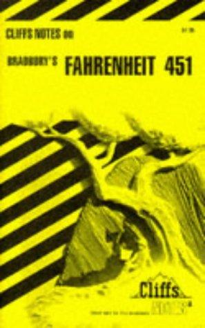 Bradbury's Fahrenheit 451 (Cliffs Notes): Umland, Samuel J.