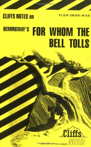 For Whom The Bell Tolls (Cliffs Notes): DuBose, LaRocque
