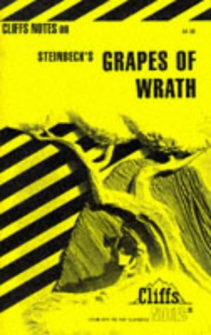 Steinbeck's the Grapes of Wrath (Cliffs Notes)