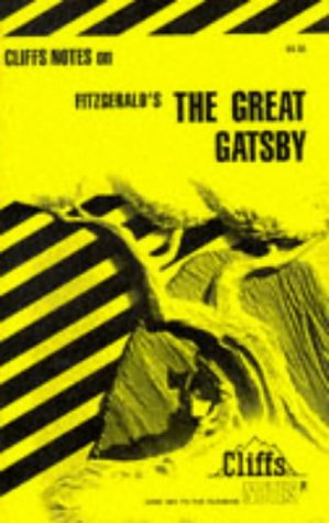 9780822005605: Fitzgerald's The Great Gatsby (Cliffs Notes)