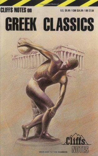 9780822005667: Greek Classics (Cliffs Notes)