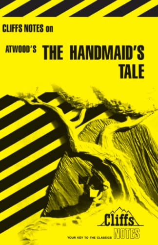 9780822005728: Cliffsnotes on Atwood's the Handsmaid's Tale