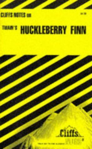 9780822006060: Twain's Huckleberry Finn (Cliffs Notes)