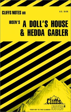 9780822006145: A Doll's House and Hedda Gabler (Cliffs Notes)