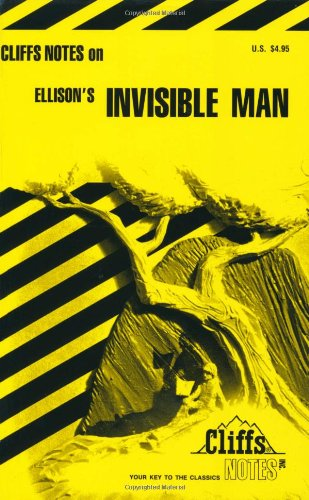 9780822006541: The Invisible Man (Cliffs Notes)