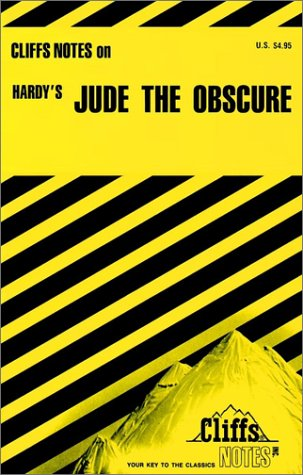 Cliffs Notes: Jude the Obscure: Frank H. Thompson