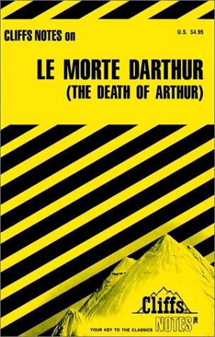 9780822007265: Notes on Morte d'Arthur (Cliffs notes)