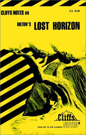 Cliffsnotes Lost Horizon (Cliffs Notes): Inc. Cliffs Notes