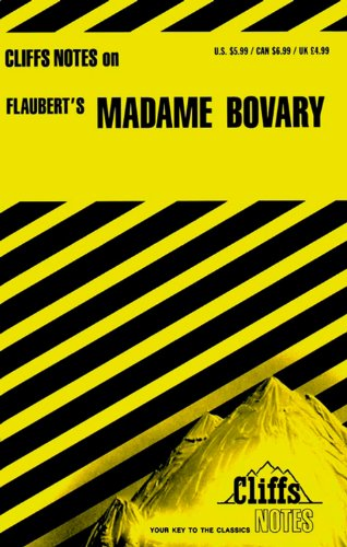 Madame Bovary (Cliffs Notes): Roberts, James L