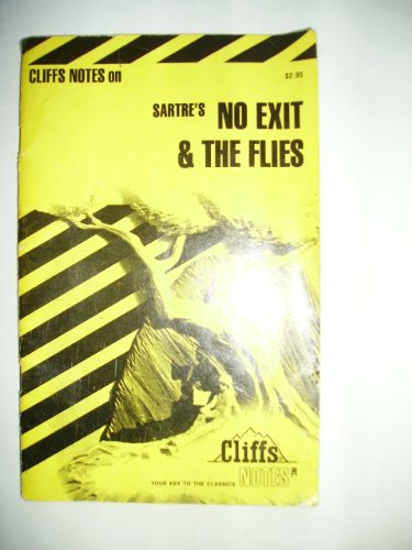 9780822009047: No Exit and the Flies