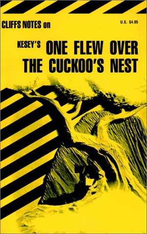 9780822009627: CliffsNotes on Kesey's One Flew Over the Cuckoo's Nest
